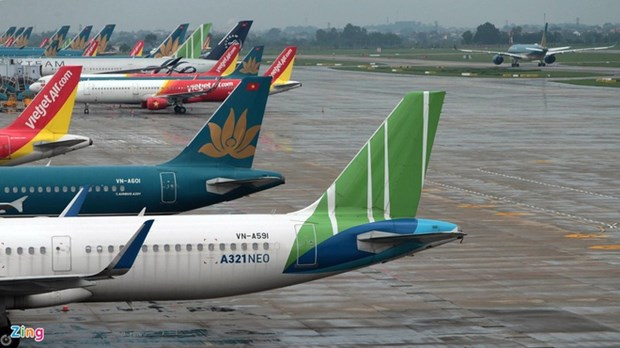 Hanoi - HCM-Ville parmi les lignes aeriennes plus frequentees au monde hinh anh 1