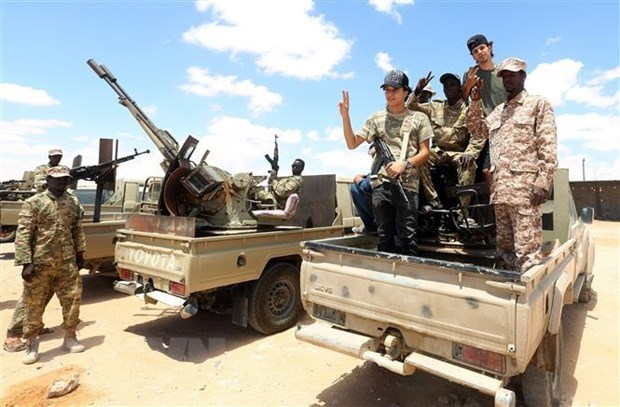 Le Vietnam et l'Indonesie veulent etablir bientot la paix et la stabilite en Libye hinh anh 1