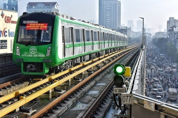 Le test de la ligne ferroviaire urbaine Cat Linh-Ha Dong prevu debut decembre hinh anh 1