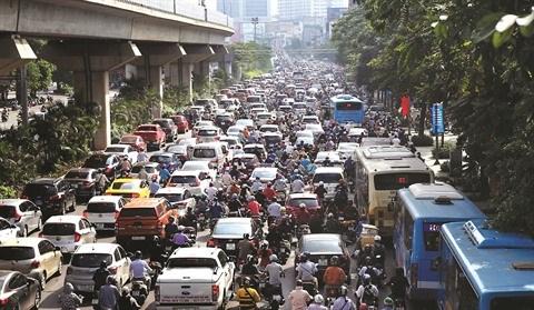 Desengorger le trafic avec le transport en commun hinh anh 1