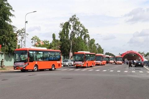 Desengorger le trafic avec le transport en commun hinh anh 2