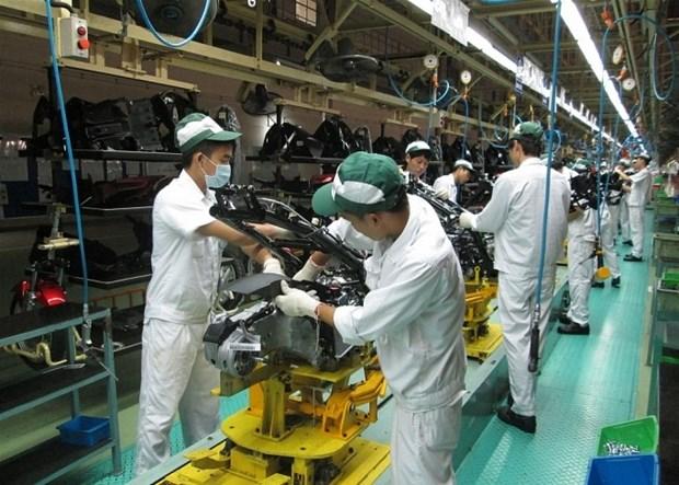 Les entreprises d'IDE investissent plus dans les industries de soutien hinh anh 1
