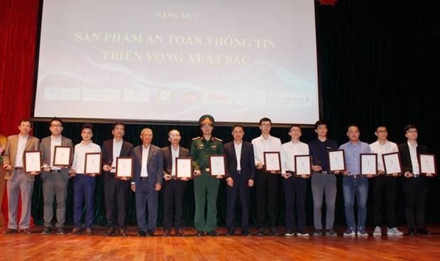 La VNISA recompense les meilleurs produits et services de cybersecurite hinh anh 1