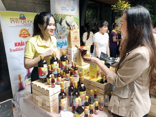 L'«Organic Town - GIS Market» s'ouvre a Ho Chi Minh-Ville hinh anh 1