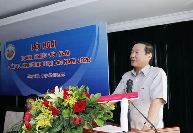 Les entreprises vietnamiennes au Laos cherchent a sortir de l'orniere hinh anh 1