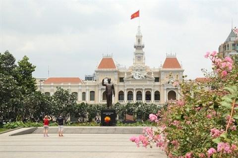 Le siege du Comite populaire de Ho Chi Minh-Ville est classe comme vestige national hinh anh 1