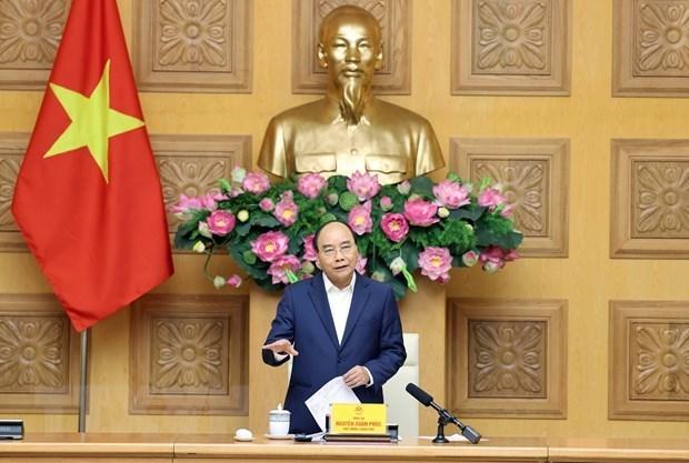 Le PM exhorte le textile, la chaussure a profiter des accords de libre-echange hinh anh 1