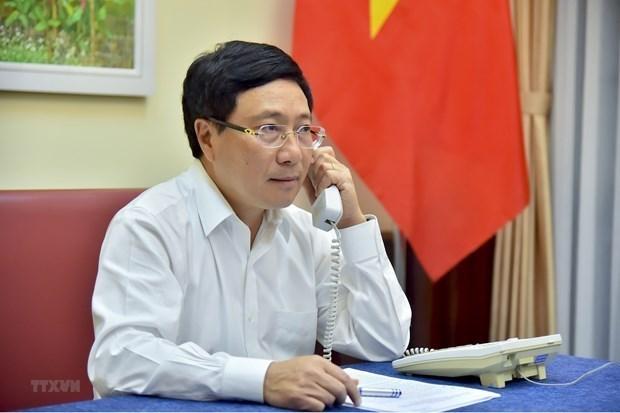 Le Vietnam et l'Angola conviennent d'etendre leur cooperation hinh anh 1