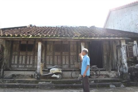 La ville de Da Nang cherche a preserver ses anciennes maisons hinh anh 1