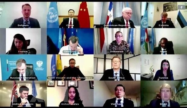 Conseil de securite : le Vietnam condamne le terrorisme sous toutes les formes hinh anh 1
