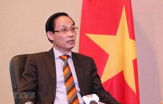 Le Vietnam contribue au renforcement de la cooperation ASEAN-ONU hinh anh 1