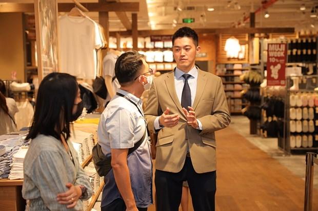 MUJI ouvre le plus grand magasin d'Asie du Sud-Est a Ho Chi Minh-Ville hinh anh 1