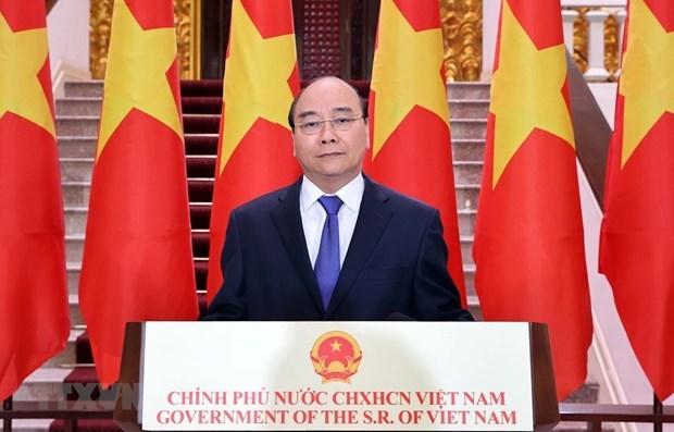 Le PM salue la croissance positive des relations ASEAN-Chine hinh anh 1