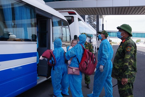 COVID-19 : le Vietnam recense deux nouveaux cas ce dimanche hinh anh 1