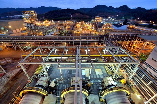 Tungstene: une societe japonaise verse 90 millions de dollars a Masan High-Tech Materials hinh anh 1