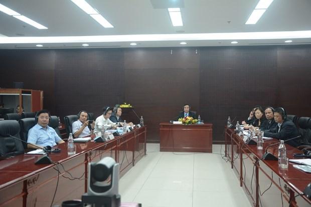 Da Nang et la ville suedoise de Boras cooperent sur l'education scientifique hinh anh 1