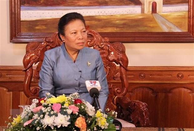 Les relations d'amitie et de cooperation integrale Laos-Vietnam apportent des avantages pratiques hinh anh 1