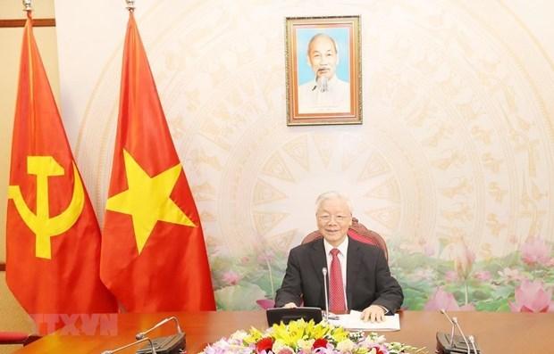 Le Vietnam cherit toujours ses relations privilegiees avec Cuba hinh anh 1
