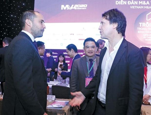 De nouvelles opportunites de M&A s'ouvrent a nombreux secteurs hinh anh 1