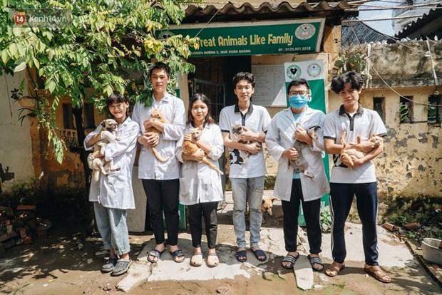 «Nous traitons les animaux comme les membres de notre famille» hinh anh 1