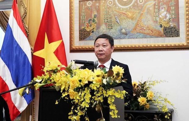 Les relations entre le Vietnam et la Thailande au beau fixe hinh anh 1