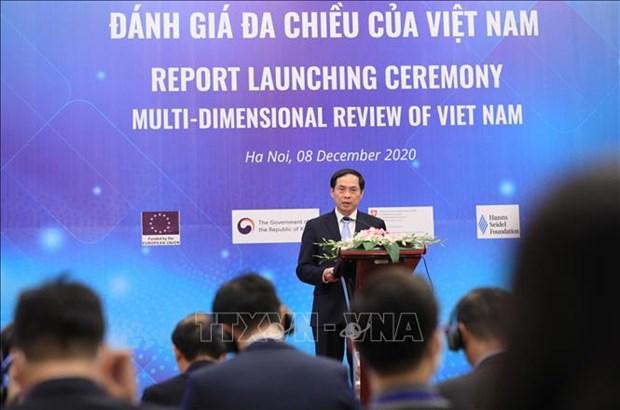 Examen multidimensionnel du Vietnam : pour une economie plus integree, transparente et durable hinh anh 1