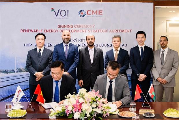 Les toitures solaires industriels attirent les investisseurs omanais hinh anh 1