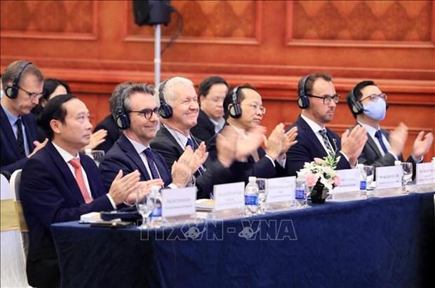 Examen multidimensionnel du Vietnam : pour une economie plus integree, transparente et durable hinh anh 3