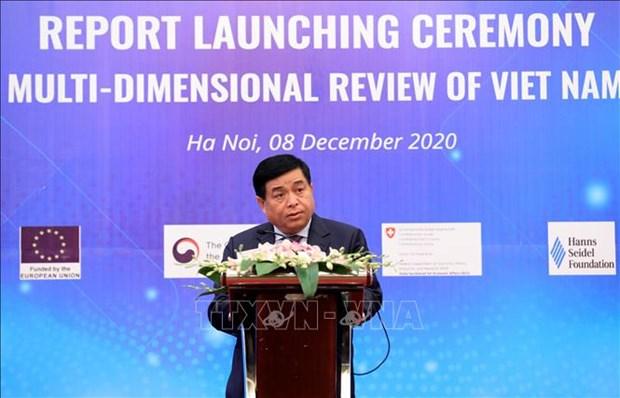 Examen multidimensionnel du Vietnam : pour une economie plus integree, transparente et durable hinh anh 2
