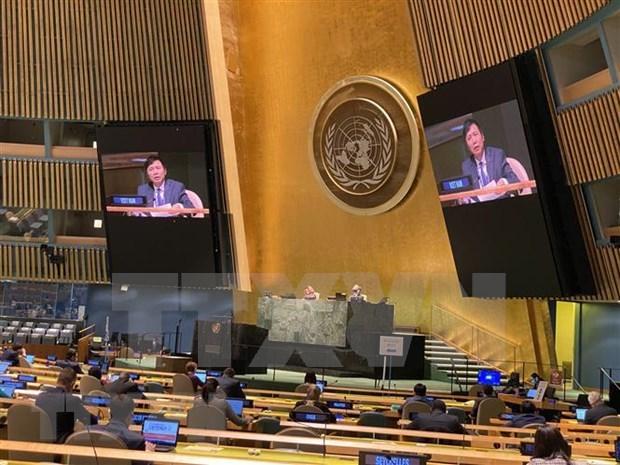 La communaute internationale soutient l'initiative du VN sur la Journee de preparation aux epidemies hinh anh 1