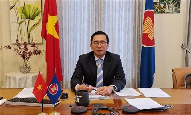 ASEAN : le Vietnam assume la presidence de l'AF BOT pour 2021 hinh anh 1