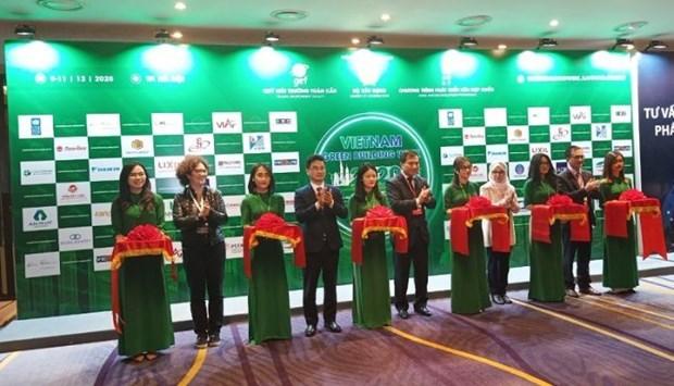 La Semaine de la construction verte au Vietnam 2020 demarre hinh anh 1