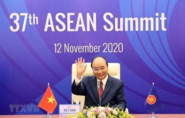 Le Vietnam a œuvre pour construire une ASEAN plus cohesive et reactive en 2020 hinh anh 1