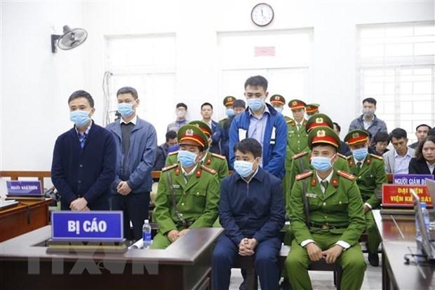 Un ex-dirigeant de Hanoi condamne pour appropriation des documents de secret d'Etat hinh anh 1