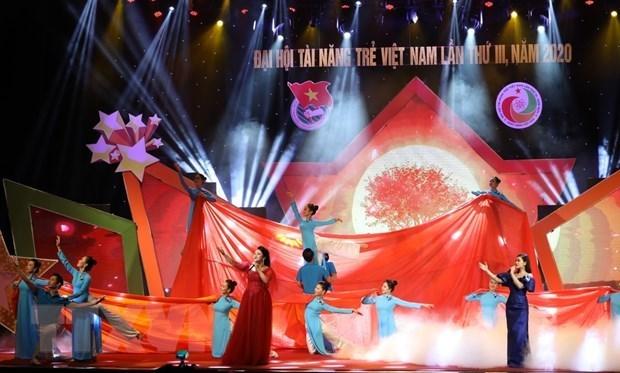Le 3e Congres des jeunes talents du Vietnam s'ouvre a Hanoi hinh anh 1