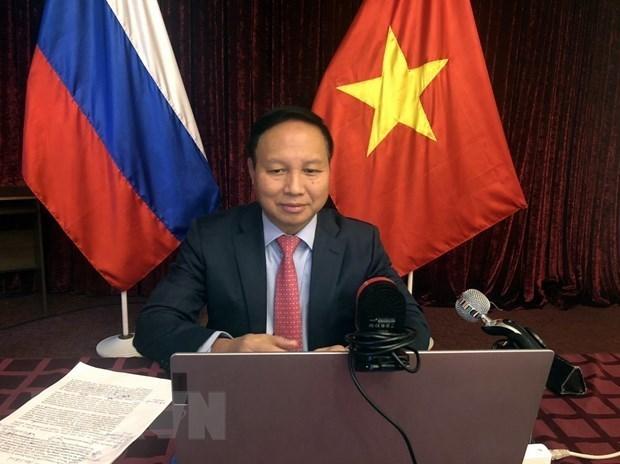 La Semaine de l'ASEAN 2020 promeut la cooperation ASEAN-Russie hinh anh 1