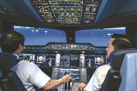 Le reve encore loin de la formation des pilotes vietnamiens hinh anh 1
