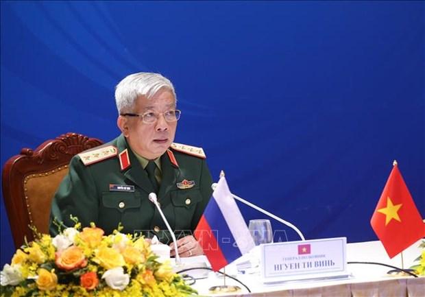 La 31e reunion du Comite de coordination intergouvernementale du Centre tropical Vietnam-Russie hinh anh 1