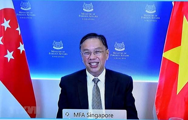 La 13e consultation politique Vietnam - Singapore hinh anh 2