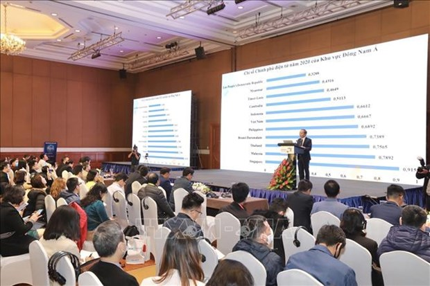 Le Vietnam ambitionne de realiser la transformation numerique hinh anh 1