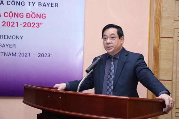 Le ministere de la Sante et Bayer cooperent sur la prevention des AVC hinh anh 1