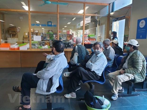 Plus d'efforts necessaires pour ameliorer les soins de sante des personnes agees hinh anh 1