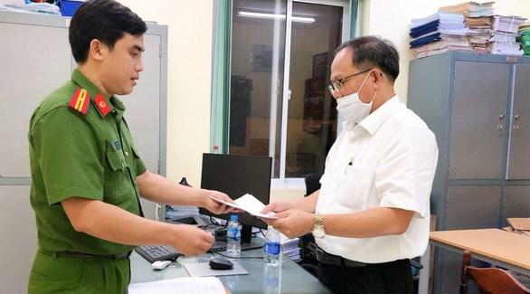 Un ex-responsable du Comite du Parti de Ho Chi Minh-Ville poursuivi en justice hinh anh 1