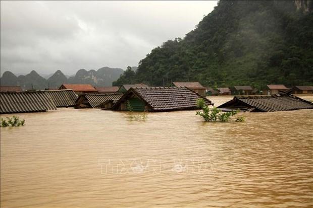 La Malaisie soutient aux victimes des inondations dans le Centre du Vietnam hinh anh 1