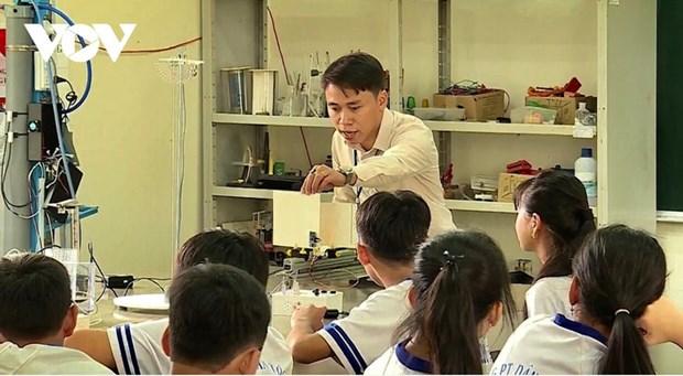 Le Thanh Liem, laureat du prix Maha Chakri de 2020 hinh anh 1