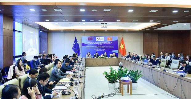 L'APC, un outil pour stimuler les relations Vietnam-UE hinh anh 1