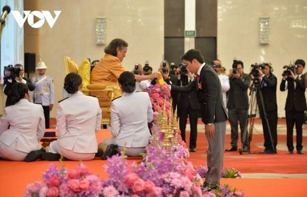 Le Thanh Liem, laureat du prix Maha Chakri de 2020 hinh anh 2
