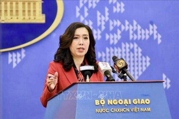 Le Vietnam soutient et garantit la liberte de la presse hinh anh 1