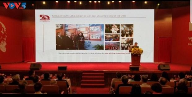 Le musee Ho Chi Minh, un haut-lieu historique et culturel hinh anh 1