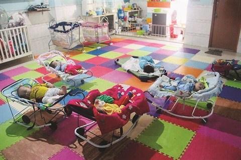 Un toit accueillant pour les enfants abandonnes hinh anh 1